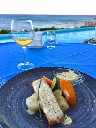 Лахания, Греция: Thalassa Restaurant