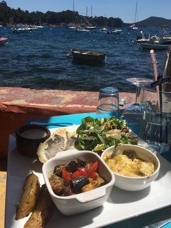 Restaurant L Escale Toulon Prix