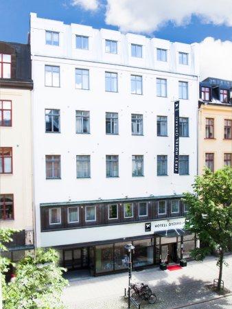First Hotel Orebro: Hotellets fasad