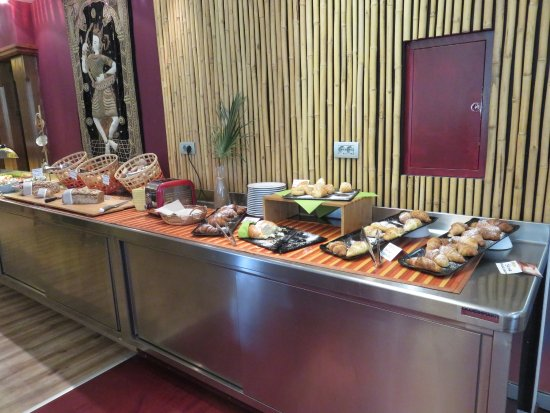 Bamboo Activ Resort: tolle Auswahl