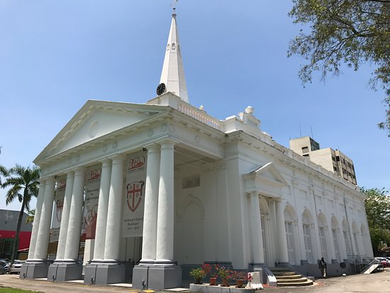 Closer Look at St. George's Church