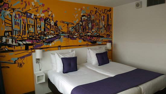WestCord Art Hotel Amsterdam: Twin room