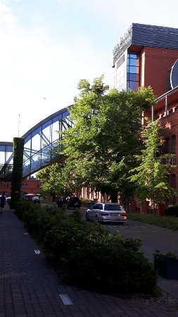 City Park Hotel & Residence: Übergang zum Spa
