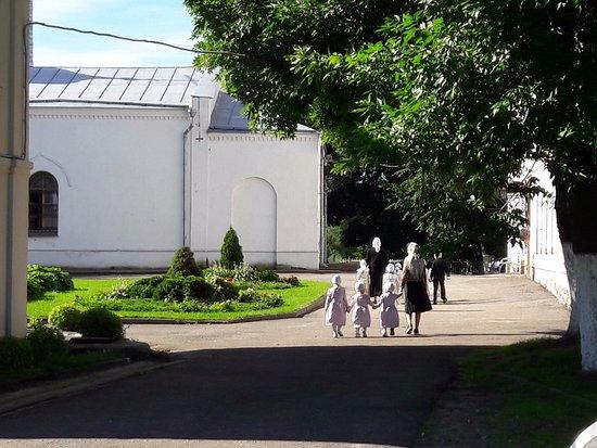 Vladimir Oblast, Rosja: Доброе и обязательное дело, вырастить и воспитать человека!