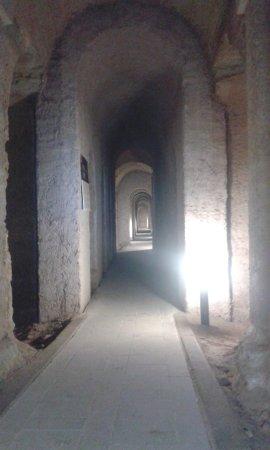 Camerano, İtalya: corridoio