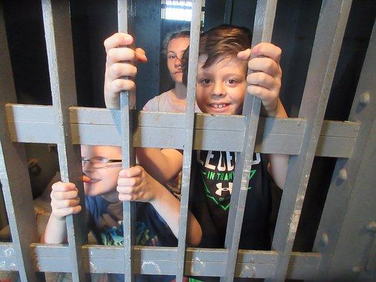 Hayesville, นอร์ทแคโรไลนา: Jail