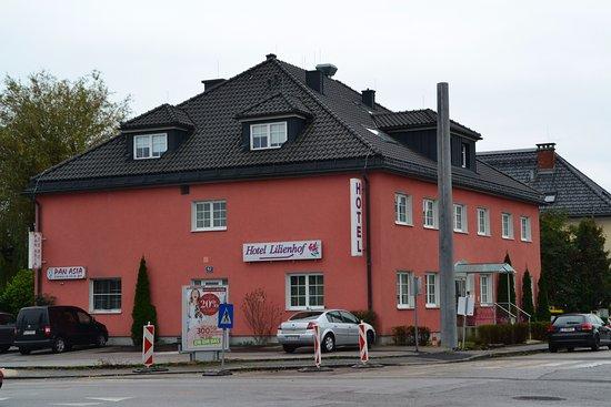 Hotel Lilienhof: Здание отеля