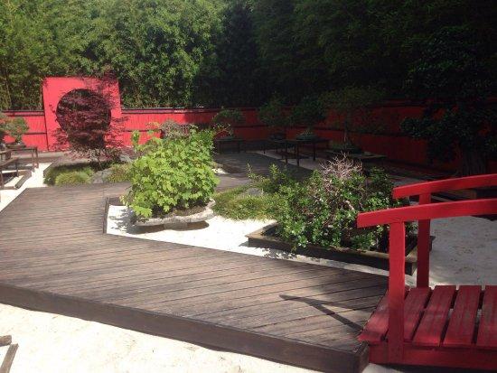 Jardin Zen Picture Of Planet Exotica Royan Tripadvisor - Jardn-zen