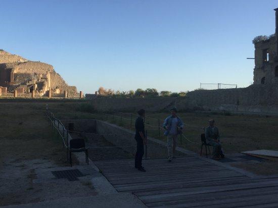 Parco Archeologico Pausilypon: rappresentazione