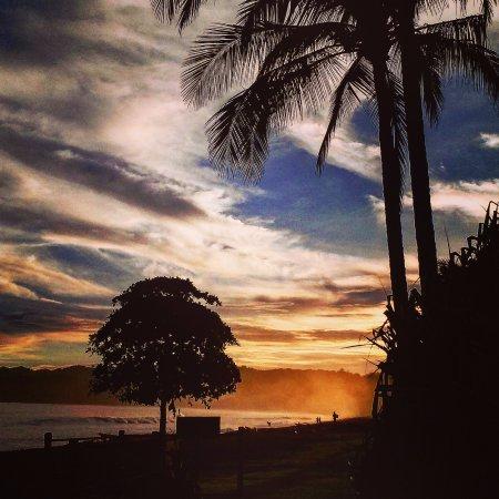 El Sitio Playa Venao: Amazing sunsets.