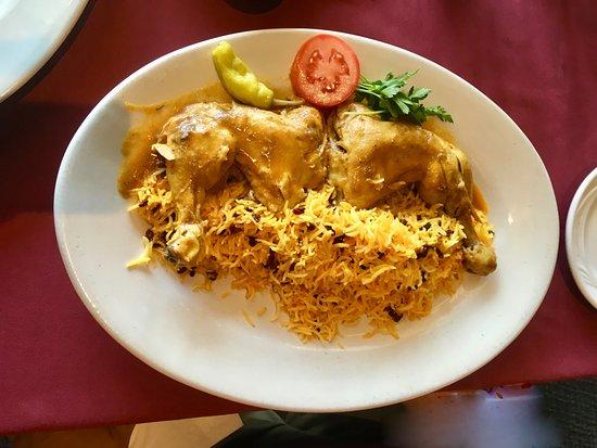 Pars Persian Cuisine: Zereshk Polo