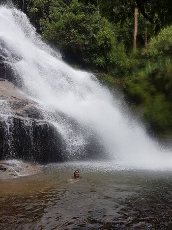 Open Sky Unlimited: Waterfall