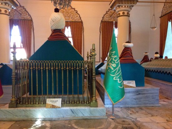 Tombs of Osman and Orhan : photo5.jpg