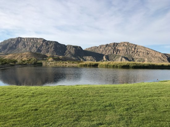 Lajitas, TX : Great place to enjoy nature and Golf.
