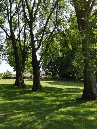 Meudon, Prancis: Le parc de la maison de Rodin