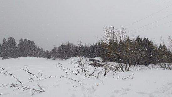 Uludag Ski Center : Oteller bölgesinden