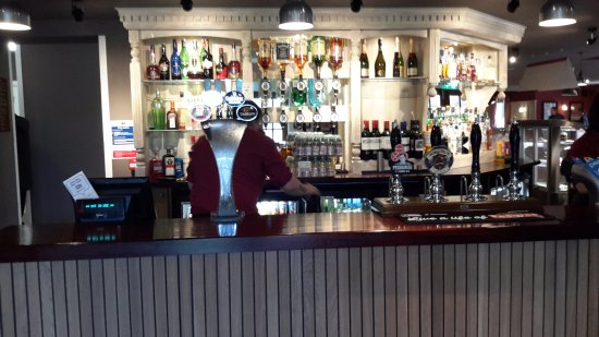 Stevenston, UK: BAR