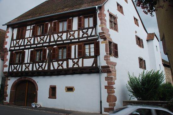 Gueberschwihr, Francja: Wunderschönes Haus