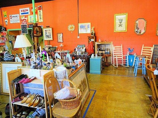 Landrum, Carolina del Sur: inside