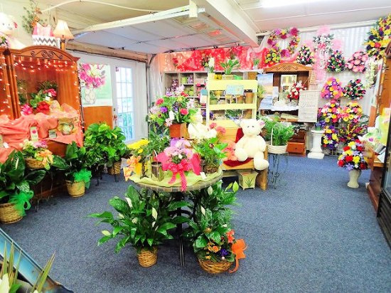 Expressions Florist & Antiques