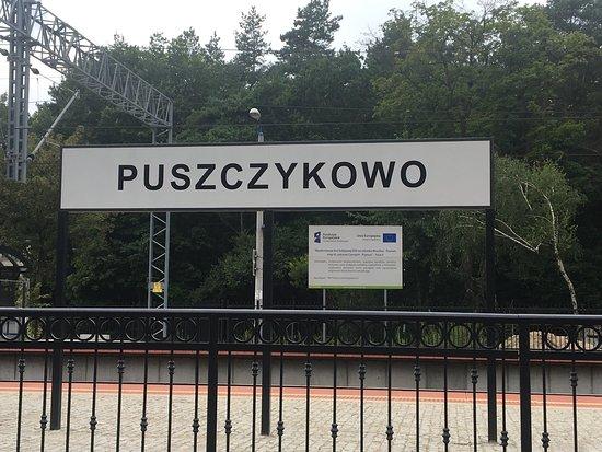 Puszczykowo, Polska: Restauracja Lokomotywa