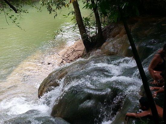 Namtok Ron (Hot Spring Waterfall ) - Khlong Thom : 20170711_141607_large.jpg