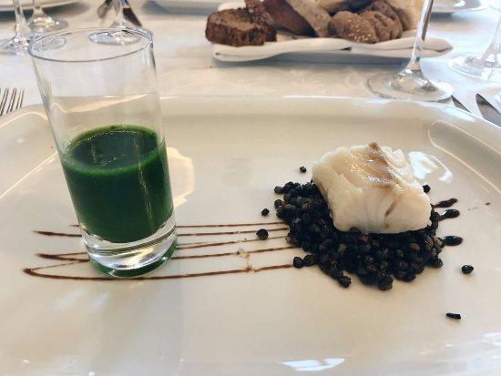 Trencin, Slovakia: Zaujímavé menu v reštaurácii hotela