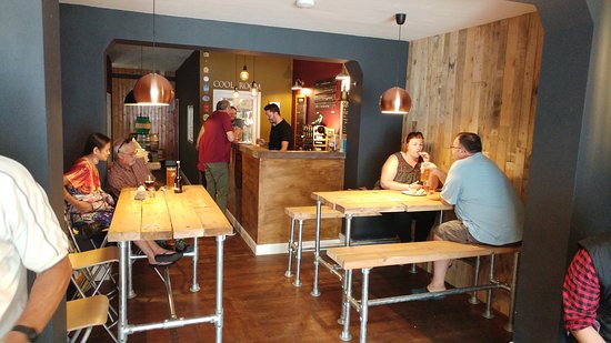 Worthing, UK: The Georgi Fin Micropub