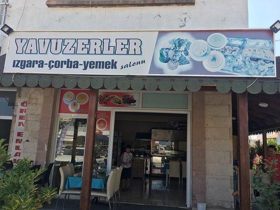 Oren, Turkey: Köfteci Yavuzerler
