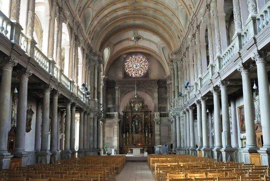 Église Saint-Maimboeuf