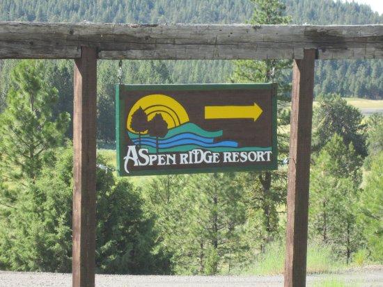 Aspen Ridge Resort : You've arrived!