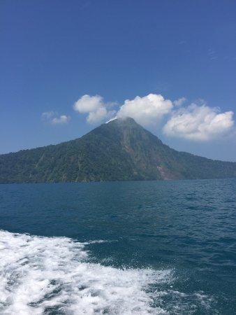 Krakatau Volcano (Krakatoa): Nice view