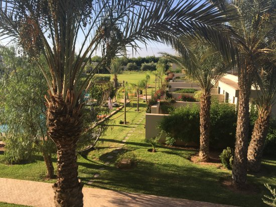 Sirayane Boutique Hotel & Spa: View from hotel balcony