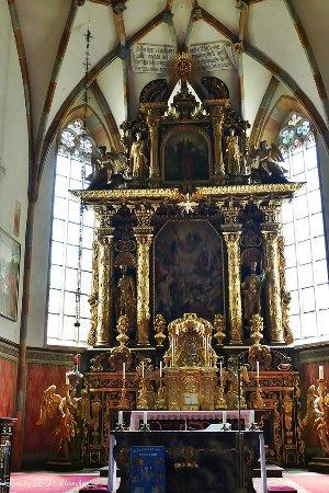 Millstatt, Østrig: Altar