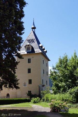 Millstatt, Austria: Stiftsgebäude