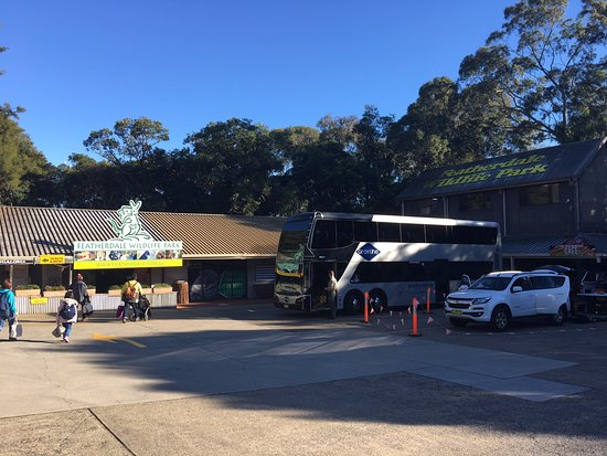 Blacktown, Australië: Entrance to the Wildlife Park