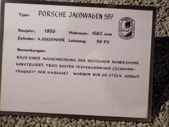 Gmund muzeum porsche