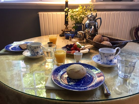 Pension Vestergade 44 : Absolutely amazing breakfast!