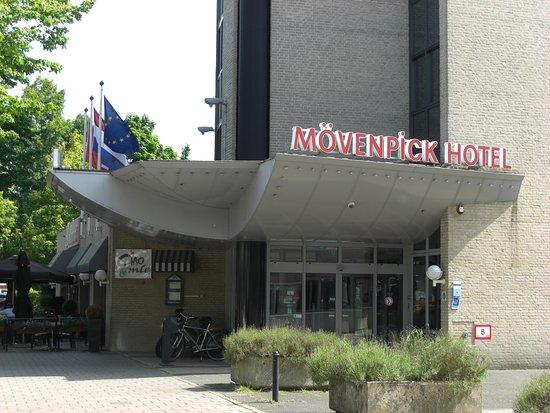 Voorburg, Nederland: Hoteleingang