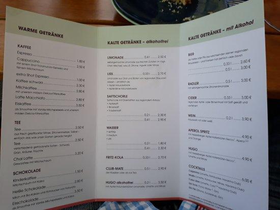 Feuchtwangen, Germany: Café Banse