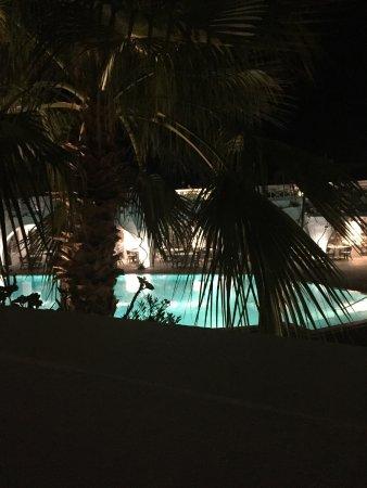 Santorini Kastelli Resort: From our terasse in 404