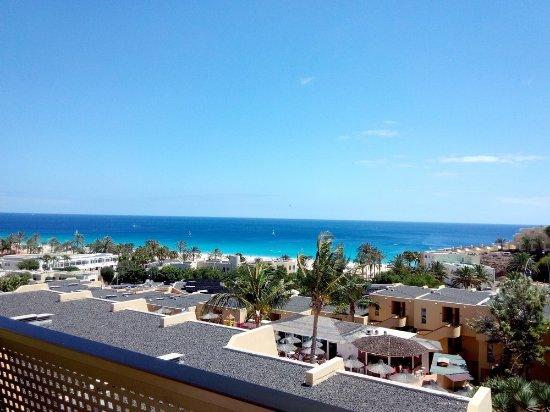 Vista dalla terrazza - Bild von Sol Fuerteventura Jandia By Melia ...