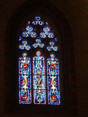 Church of Les Jacobins: Vitrail