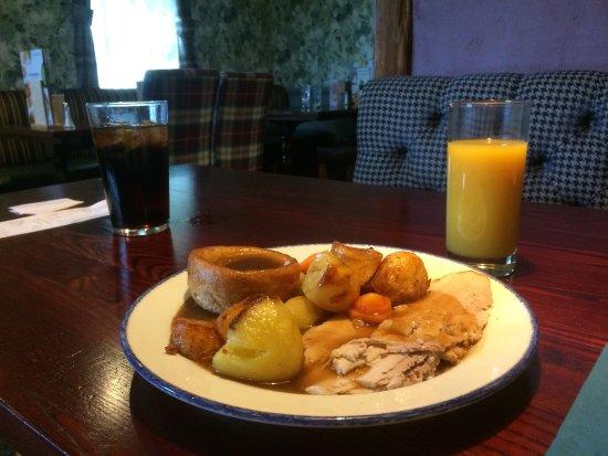 Wickford, UK: Roast Pork Carvery