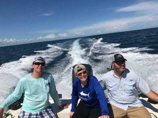 Apalachicola, فلوريدا: The Ride!