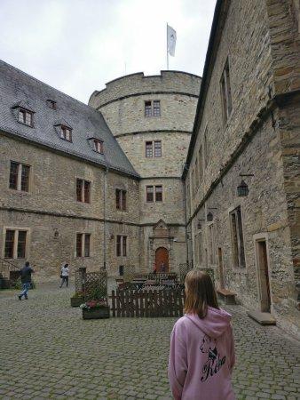 Kreismuseum Wewelsburg: Noord toren binnenzijde