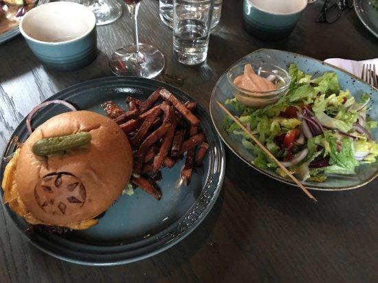 Mosjøen, Norge: The best Burger