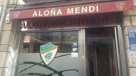 imagen Alona Mendi K.E. en Oñati
