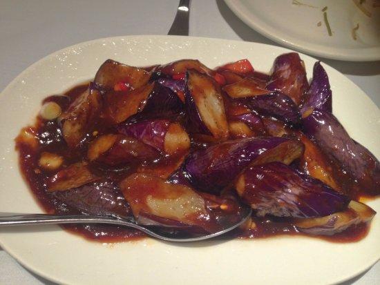Golden Temple: Szechuan Eggplant