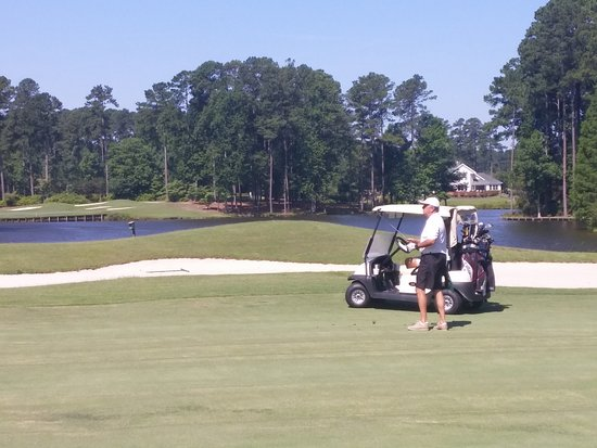 Chocowinity, NC: 13th fairway
